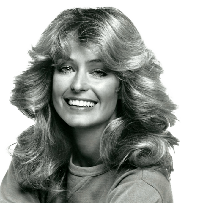 farrah fawcett hair style 30 iconic hairstyles purewow 9553